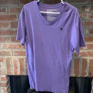 Hurley Large purple tee